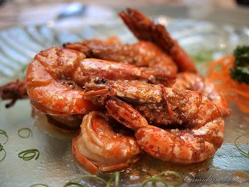 Street food cuisine du monde recette de crevettes au - Marinade gambas grillees au barbecue ...