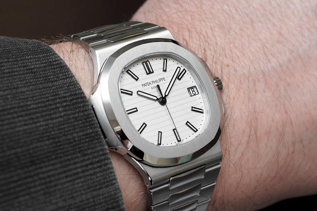 AAA Réplicas De Relojes Patek Philippe Nautilus Silvery hombres 5711-1A-011 De http://www.replicas-relojes.es/!
