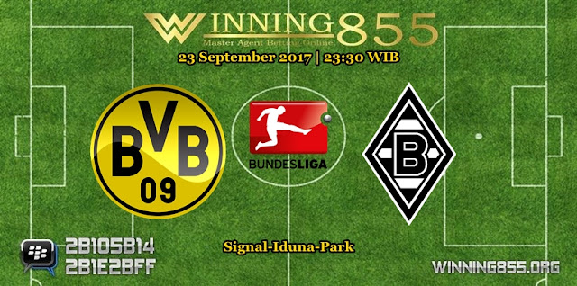 Prediksi Skor Dortmund vs Borussia M'gladbach