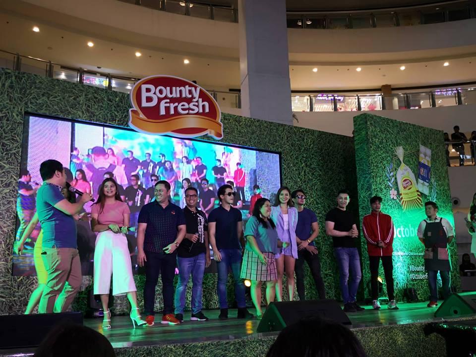 Lemon GreenTea: Bounty Fresh celebrates Octoberfresh 2018