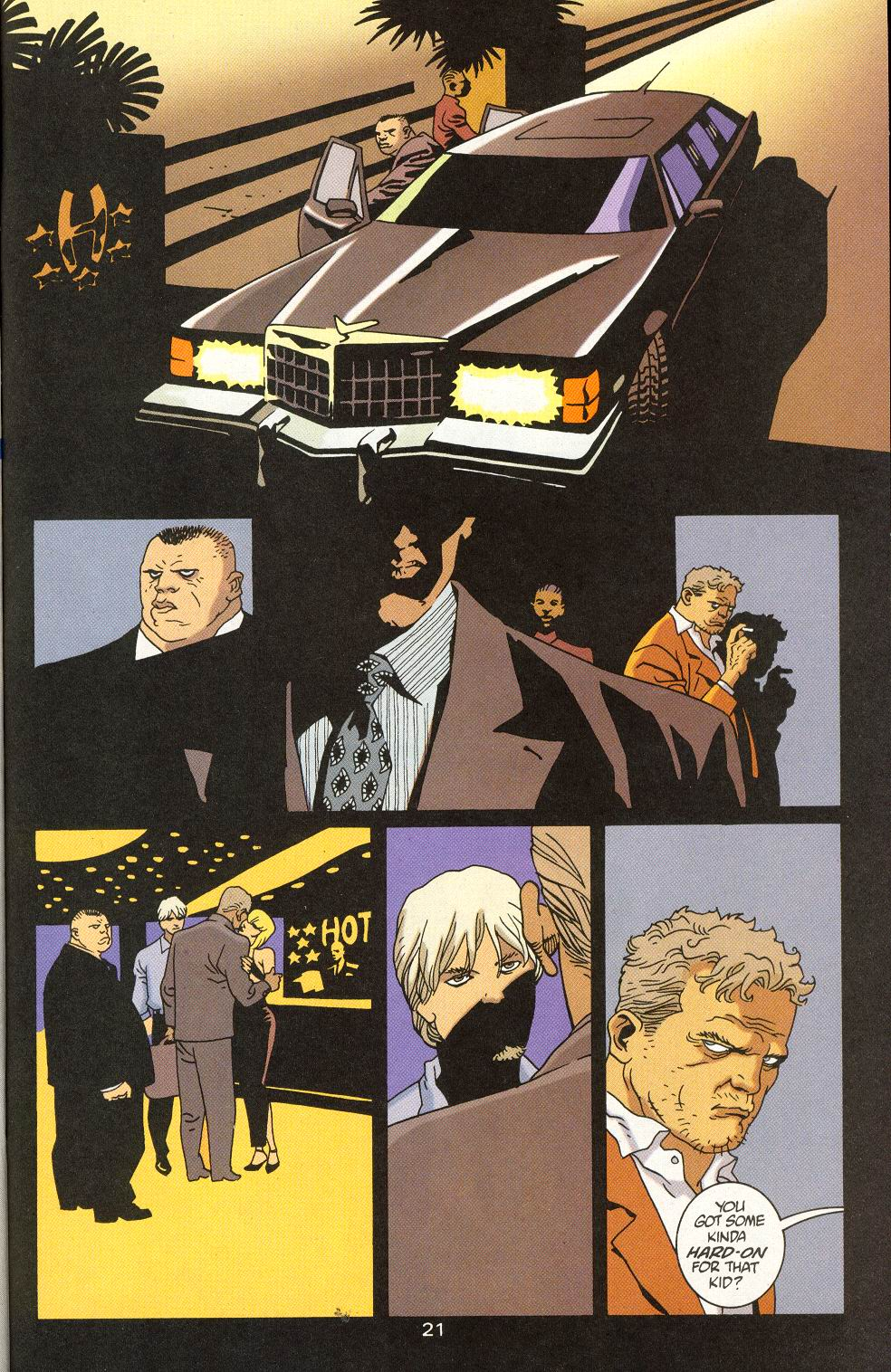 Read online 100 Bullets comic -  Issue #23 - 23