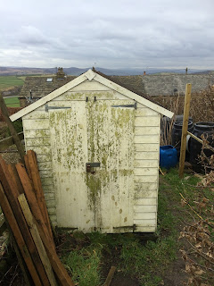 gardening, building sheds