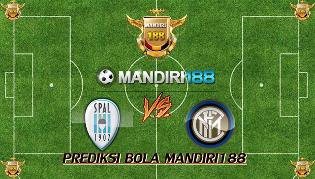 AGEN BOLA - Prediksi S.P.A.L. 2013 vs Inter Milan 28 Januari 2018