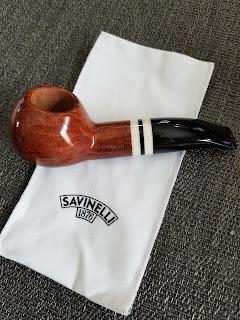 pianoforte smooth pipe ks tobacco