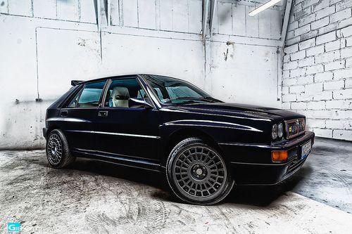 Integrale Lancia Delta Integrale : Η πεντάμορφη αλλά... τέρας Lancia, Lancia Delta, Lancia Delta Integrale, Lancia Delta S4, Rally, zblog