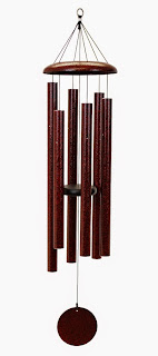 44 Windchime Giveaway brown chimes