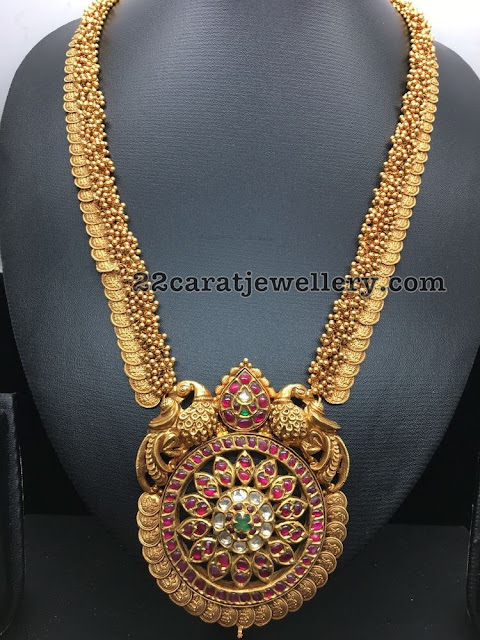 Kasulaperu with Trendy Pendant