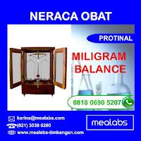 Neraca Miligram Protinal