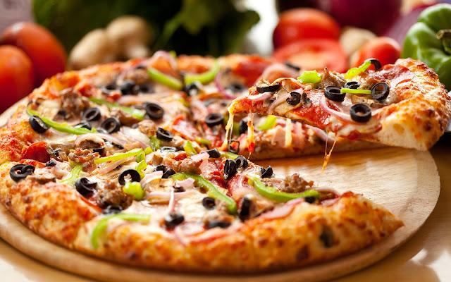 kalori pizza hut
