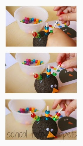 preschool patterns activity