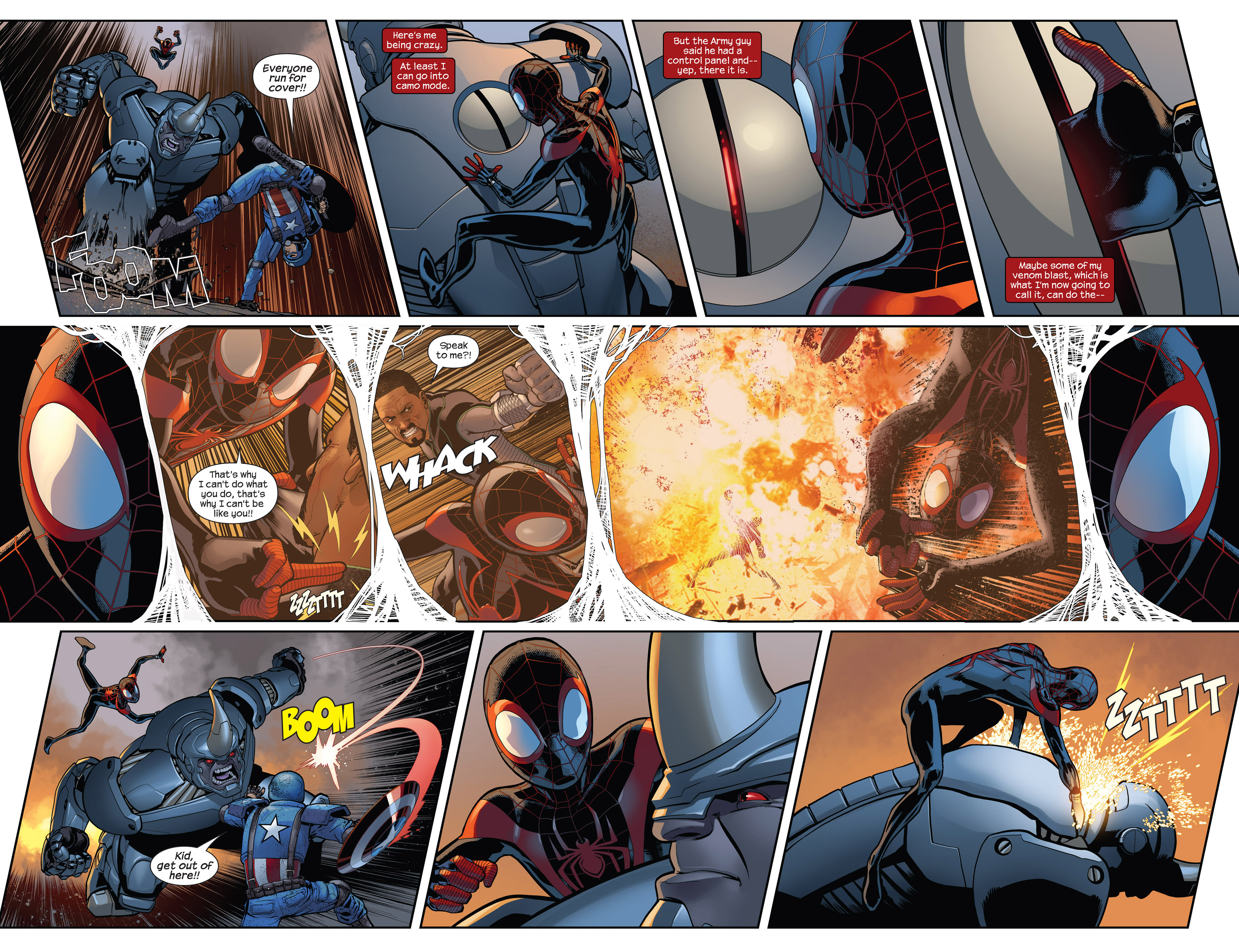 Read online Ultimate Comics Spider-Man (2011) comic -  Issue #14 - 19
