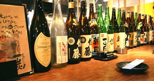 "Place for relaxation and refreshment –""Izakaya"""