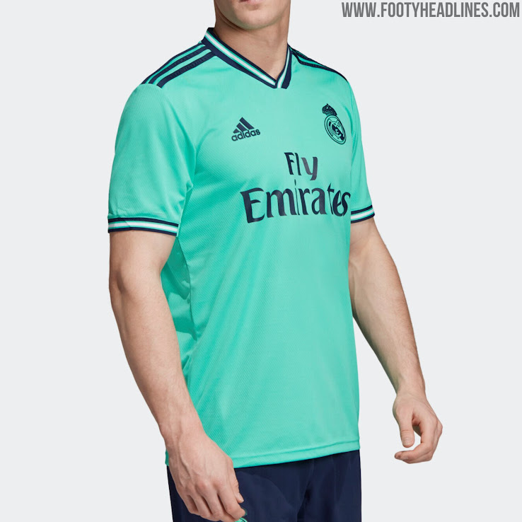 new product 20578 80138 Real Madrid 19-20 Third Kit Released - Footy Headlines