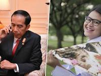 Kahiyang Ayu Mau Menikah? Ini Jawaban Presiden Jokowi