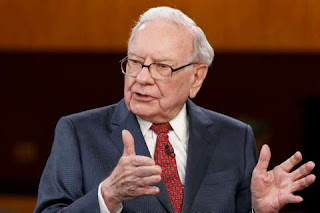 Warren Buffett's Berkshire Hathaway $900 million Amazon stake