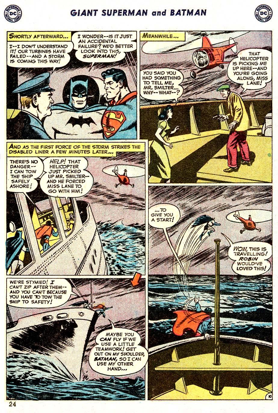 Read online World's Finest Comics comic -  Issue #179 - 26