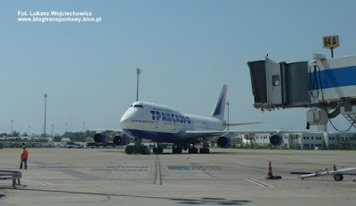 Boeing 747-300, VP-BGW, Transaero, Antalya Airport