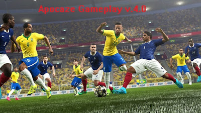 PES 2016 Super Apocaze Gameplay v4.0