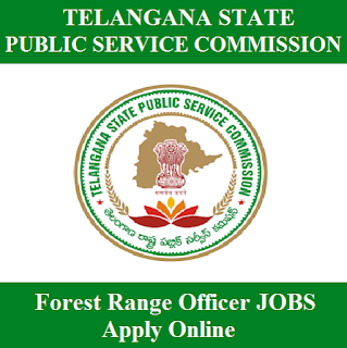 Telangana State Public Service Commission, TSPSC, PSC, Telangana, Graduation, Forest Department, Forest Range Officer, freejobalert, Sarkari Naukri, Latest Jobs, tspsc logo