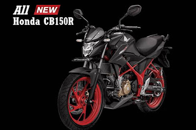 All New 2016 Honda CB150R Streetfire  Hd pose