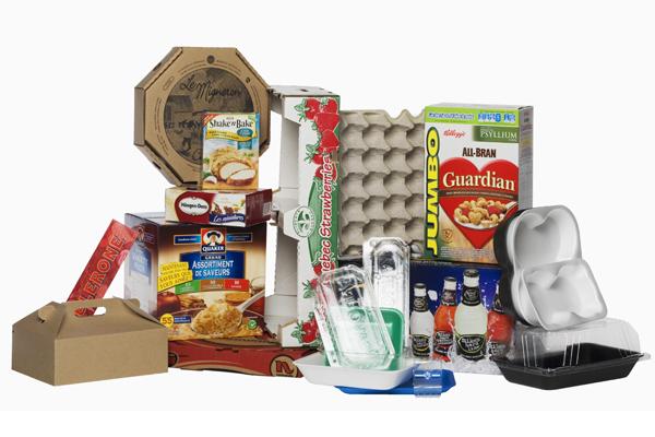 Bien connu PakBecThink Outside the Box: Emballages Écoresponsables  NZ89