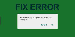 Cara Mengatasi Layanan Google Play Berhenti