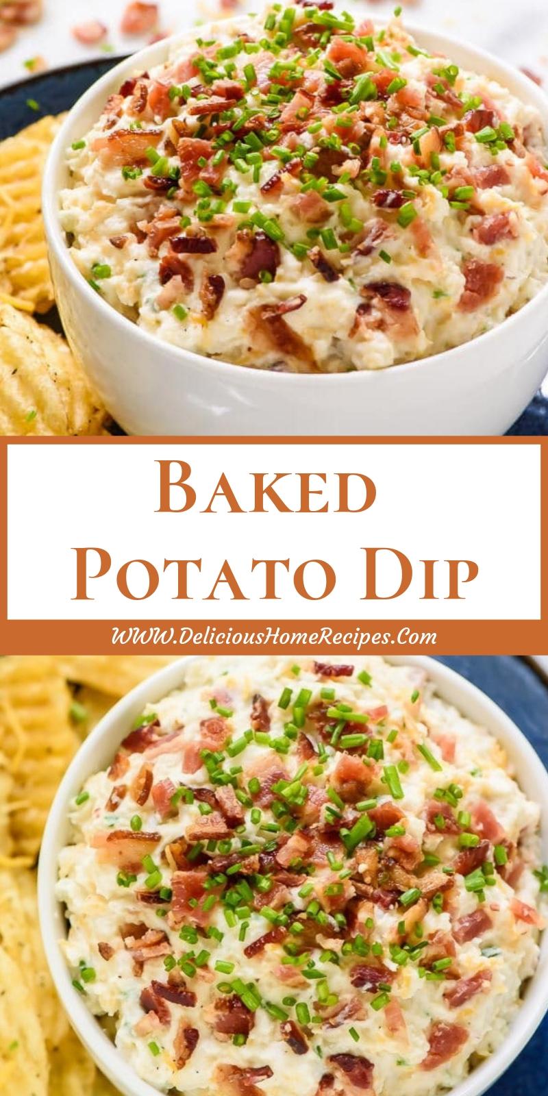 Baked Potato Dip
