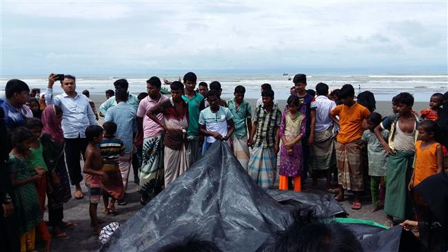 Bodies of 26 Rohingya Muslims recovered from shipwrecks in Bangladesh