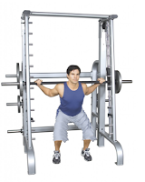The Power Rack And The Smith Machine Uses And Comparison