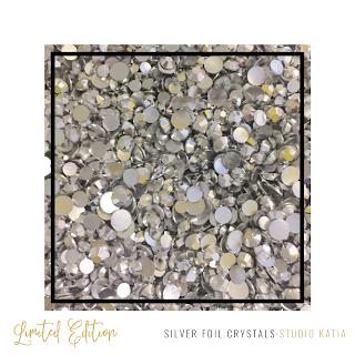 SILVER | CRYSTALS