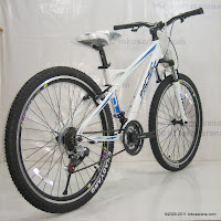 Sepeda Gunung Pacific Aviator 1.0 Aloi 21 Speed 26 Inci