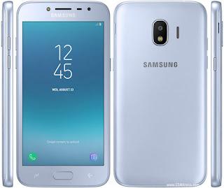 Samsung Galaxy J2 Pro (2018) Biru