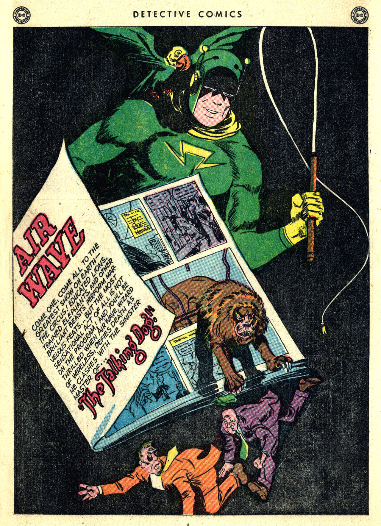 Read online Detective Comics (1937) comic -  Issue #119 - 25
