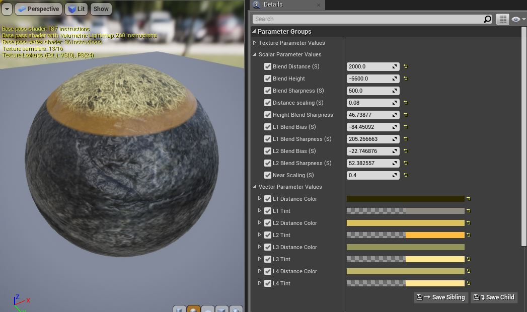 Ue4 Height Blend