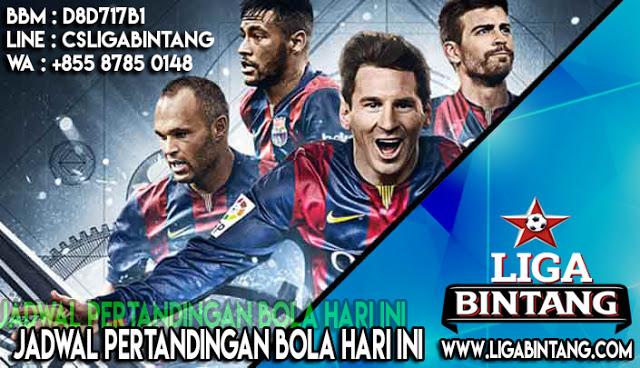 Liga Bintang Jadwal Pertandingan Bola Tanggal 08 09