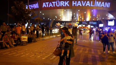 Telah Dilaporkan Jika Korban Yang Meninggal akibat Bom Turki Sudah Mencapai 36 Orang Sementara 250 Orang Lainnya Terluka.