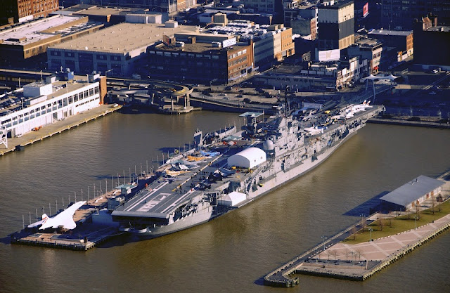 Museu Intrepid Sea, Air & Space em Nova York
