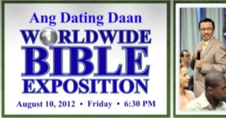 ang dating daan bible exposition may 2014
