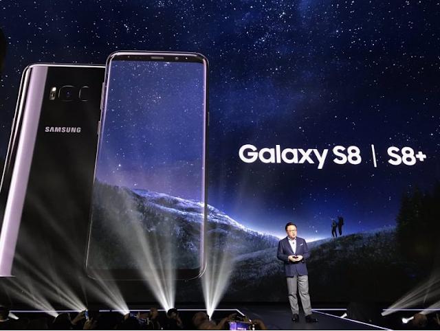 Cara Mengambil Panorama Foto Pada Samsung Galaxy S8 Dan Galaxy S8 + Plus