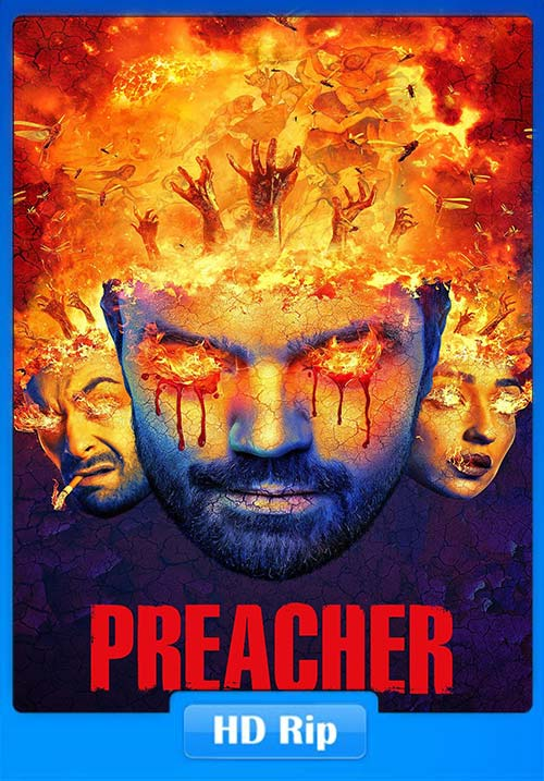 Preacher S04E06 The Lost Apostle 720p AMZN WEB-DL x264 Poster
