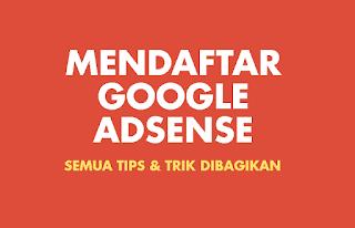 daftar google adsense
