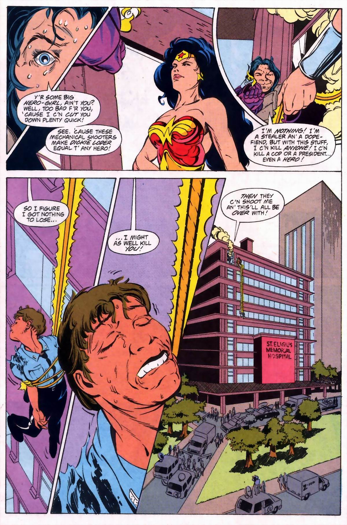 Read online Wonder Woman (1987) comic -  Issue #74 - 4