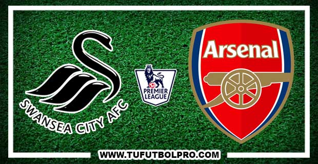 Ver Swansea vs Arsenal EN VIVO Por Internet Hoy 14 de Enero 2017