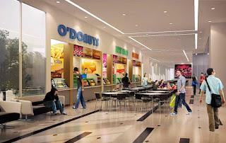 Fasum View Apartemen B Residence BSD City 3 Menit ke Mall AEON www.rumah-hook.com