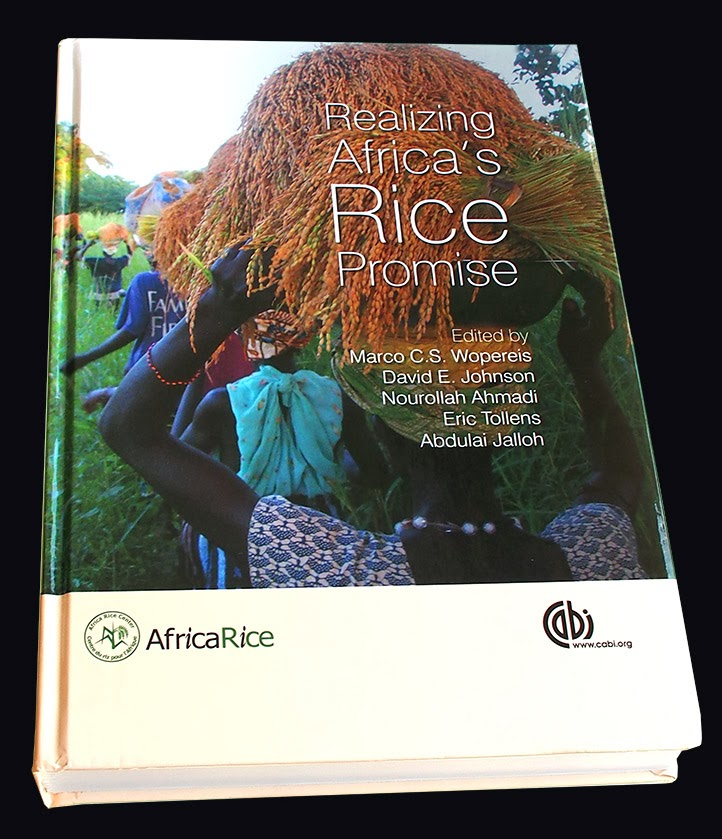Realizing Africas rice promise