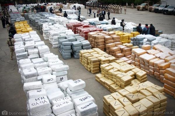 Perdagangan Narkoba