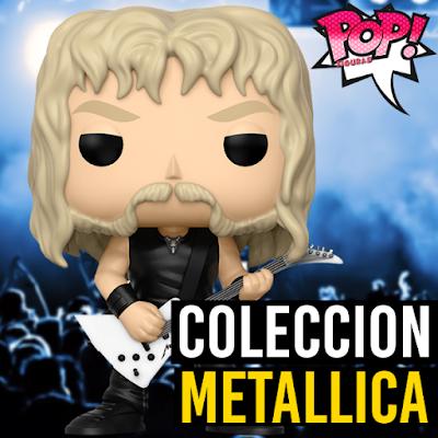 Lista de figuras funko pop de Funko POP Metallica