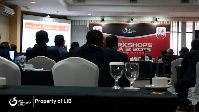 Kompetisi Liga 2, PSMP Tanpa Penambahan Nama