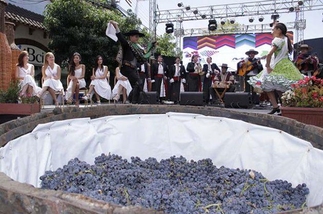 Festivales de vino durante marzo y abril 2017
