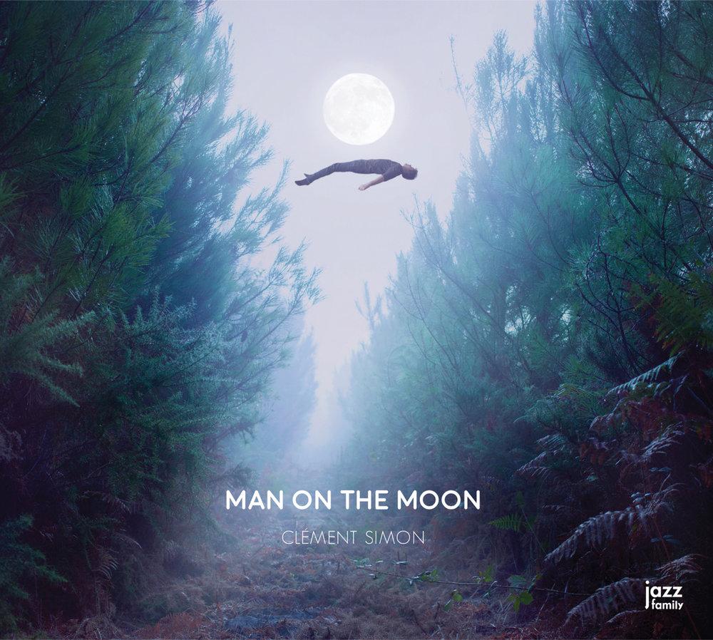 Republic Of Jazz Clement Simon Man On The Moon Jazz Family 2018
